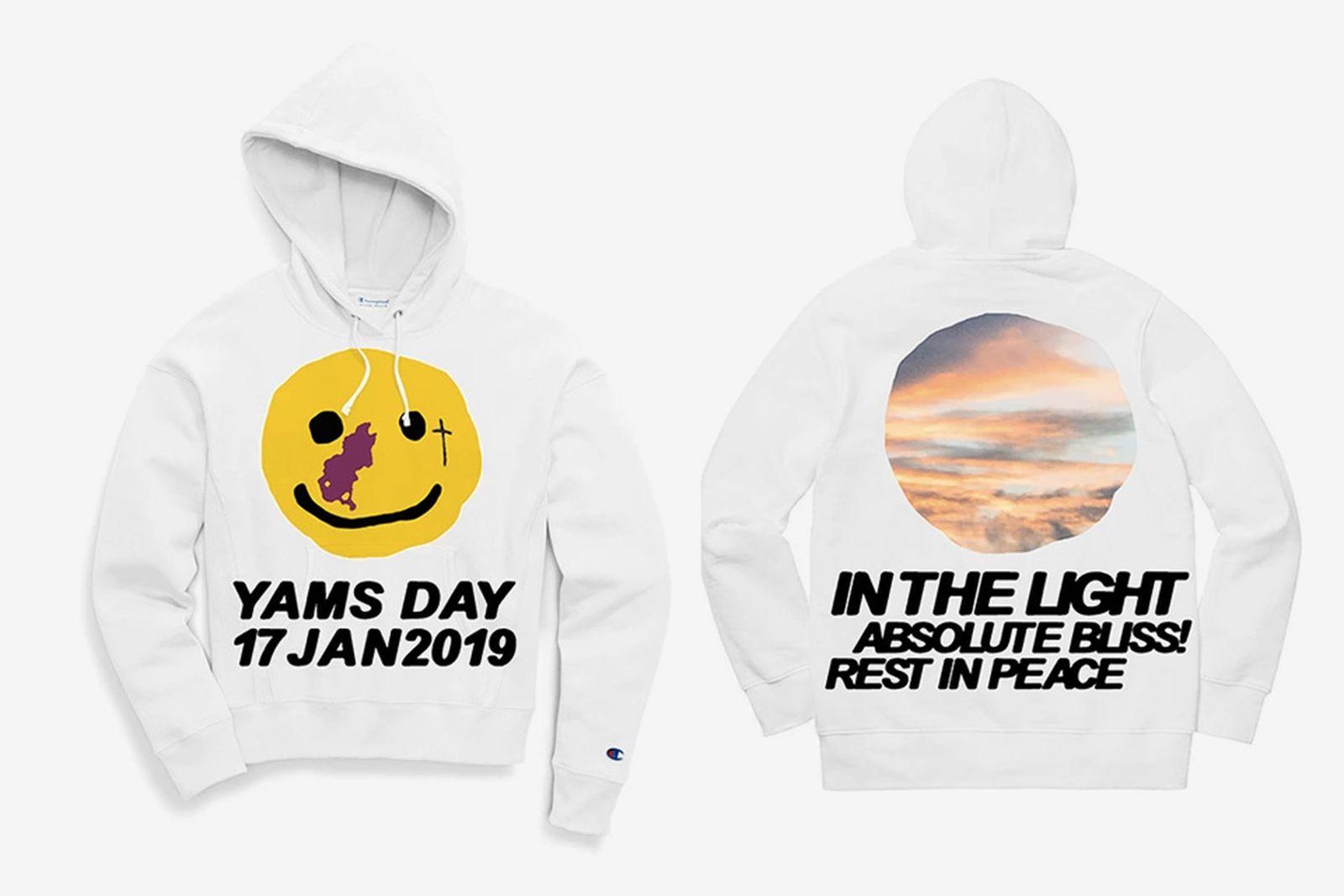 yams day merch 2019 A$AP Yams Day 2019