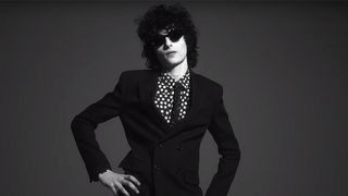 finn wolfhard saint laurent fw19 campaign Anthony Vaccarello Stranger Things
