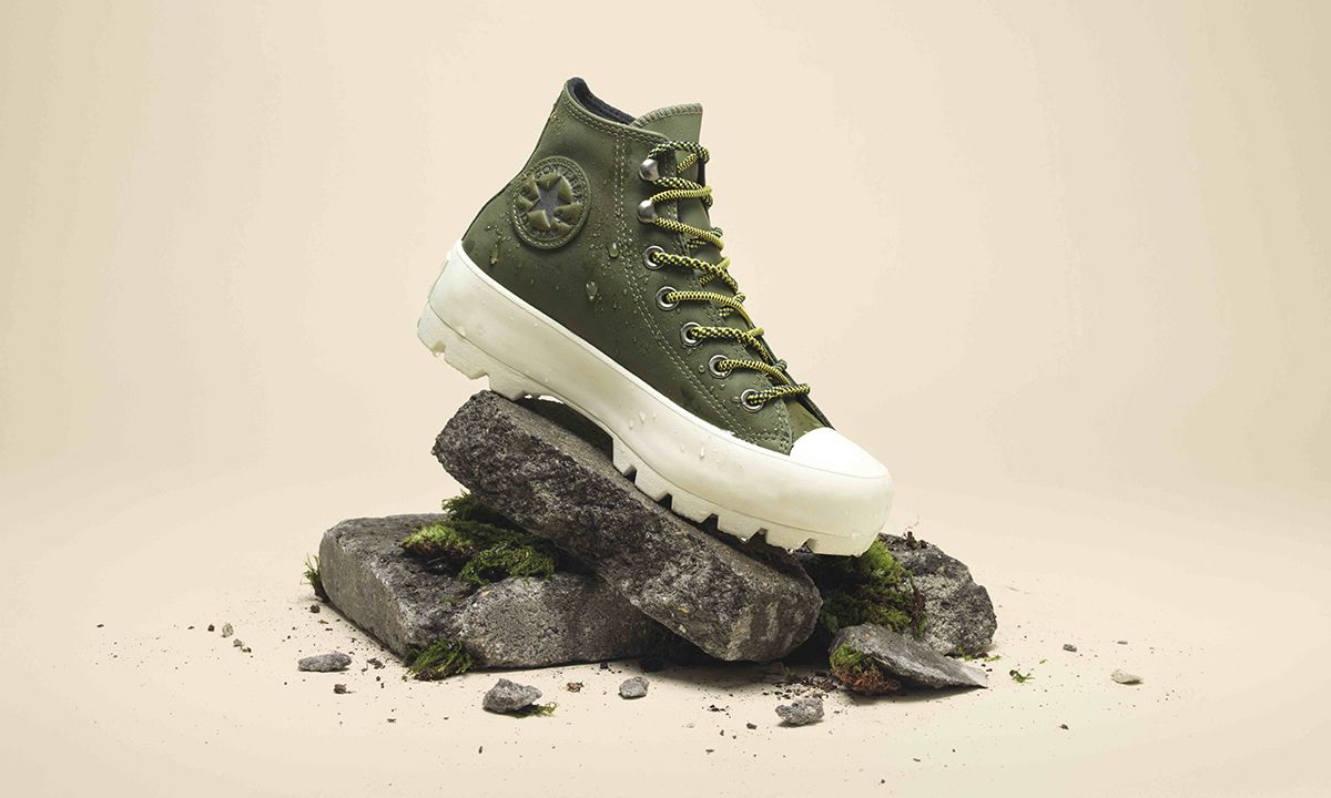 Converse Fuses Sport & Utility Heritage for New Cold Weather Sneakers