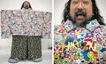 "Takashi Murakami Unveils Custom ""I Love It"" Halloween Costume"