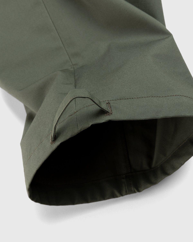 Jil Sander – Cargo Trousers Green - Image 7