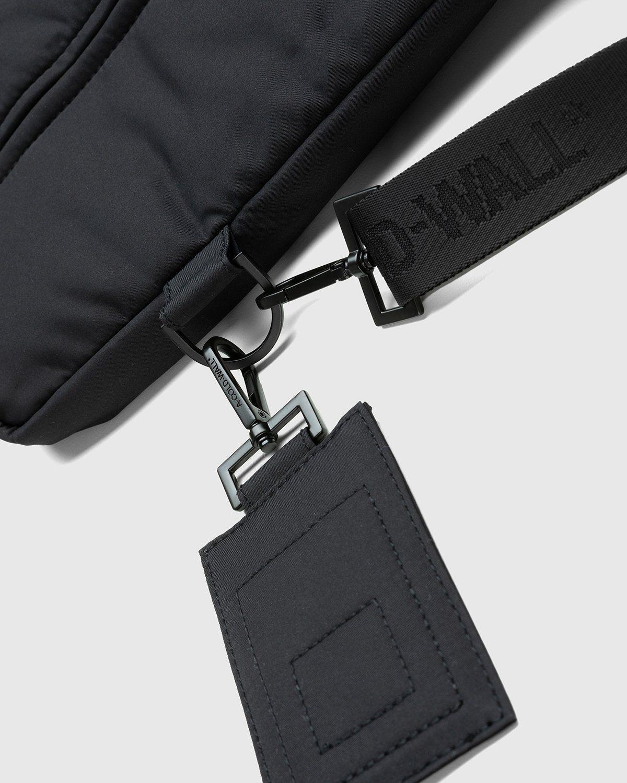 A-COLD-WALL* – Semi Gilet Body Bag Black - Image 4