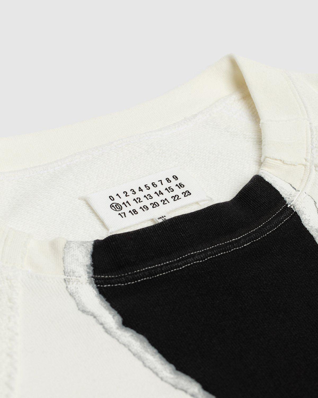 Maison Margiela — Logo Sweater - Image 6