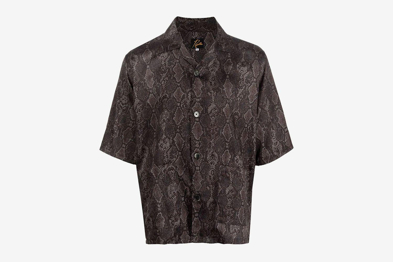 Python-Print Short-Sleeved Shirt