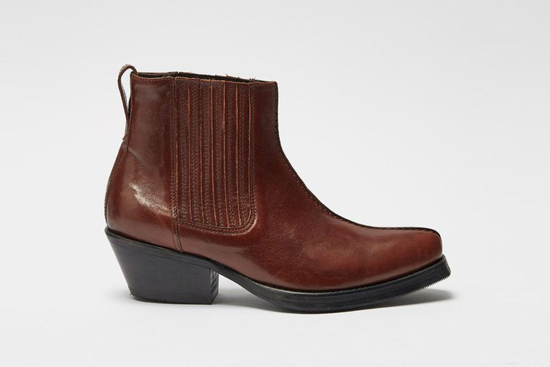 Center Boots