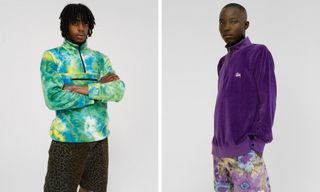 Stüssy's Spring 2019 Is Packed With Psychedelia, Sportswear & Workwear