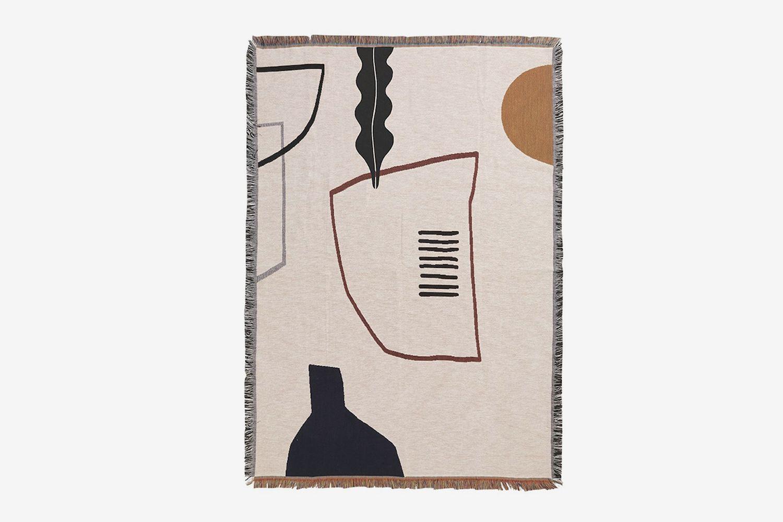Mirage Cotton Blanket