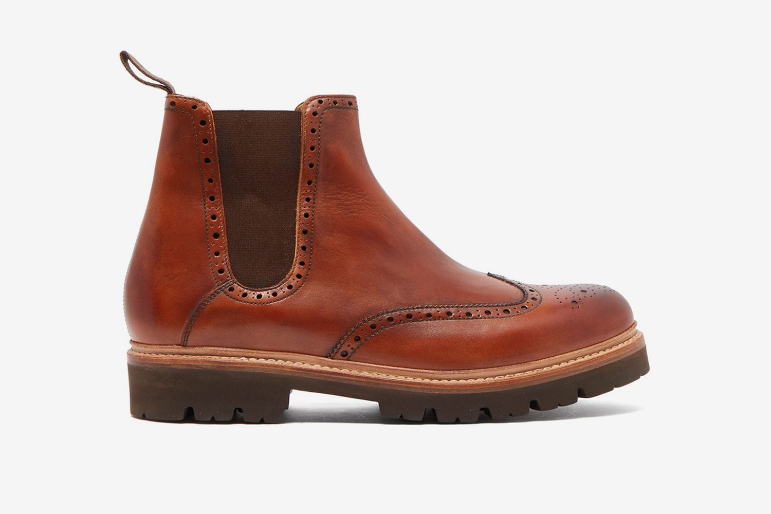 Arlo Leather Chelsea Boots