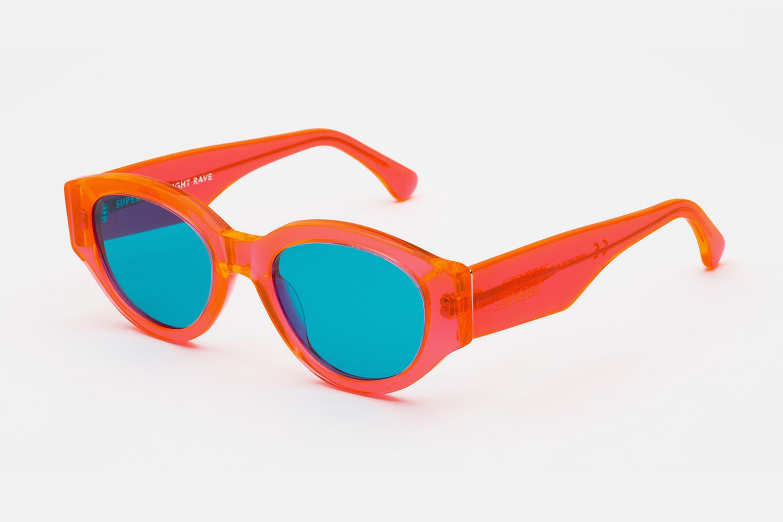 retrosuperfuture midnight rave sunglasses SUPER by Retrosuperfuture