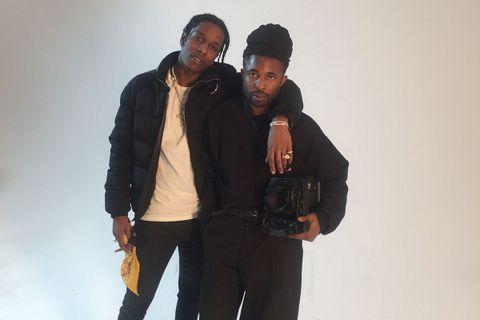 cary fagan interview A$AP Rocky Testing asap rocky