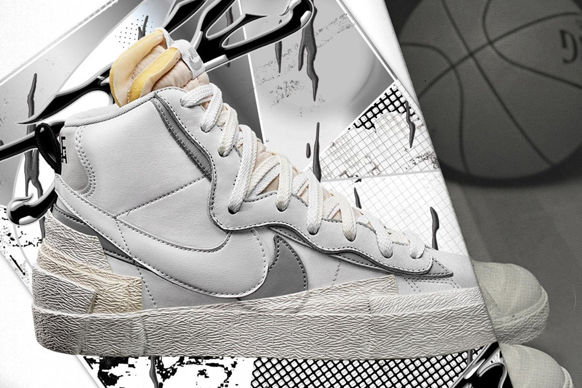 The Final Two Colorways of the sacai x Nike Blazer Mid Drop This Month 1