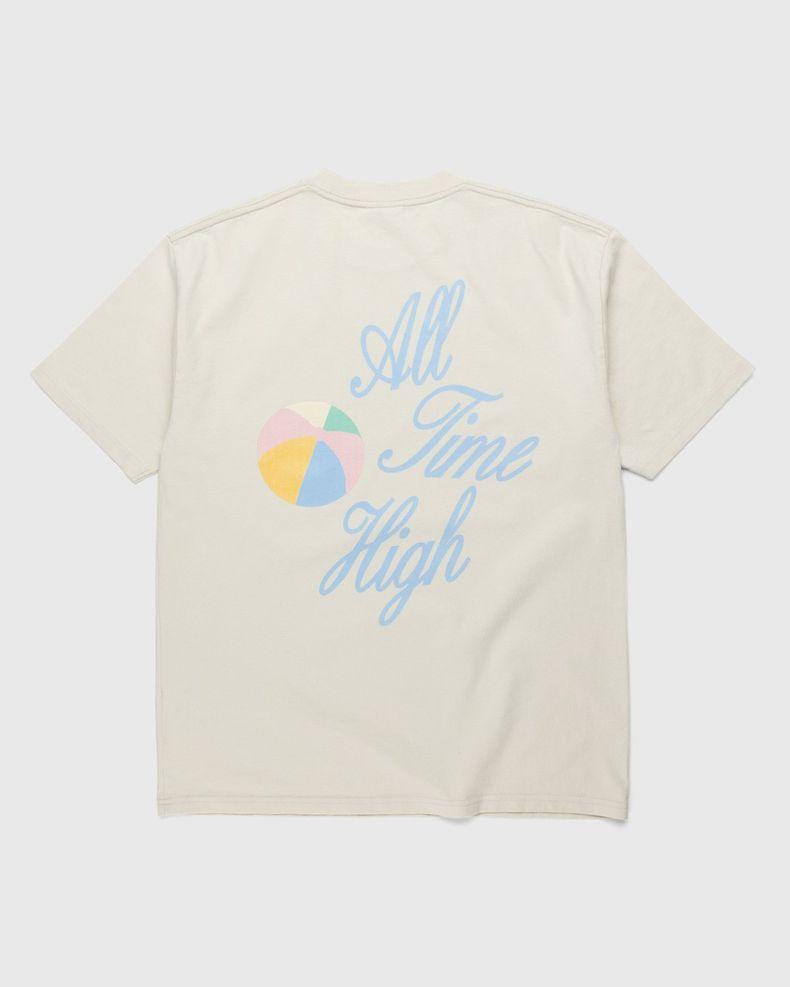 Highsnobiety – All Time High T-Shirt Eggshell