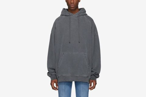 Perfect Oversized Grey Hoodie