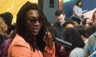 Lil B Talks His First-Ever Art Show & How He Feels About Kanye