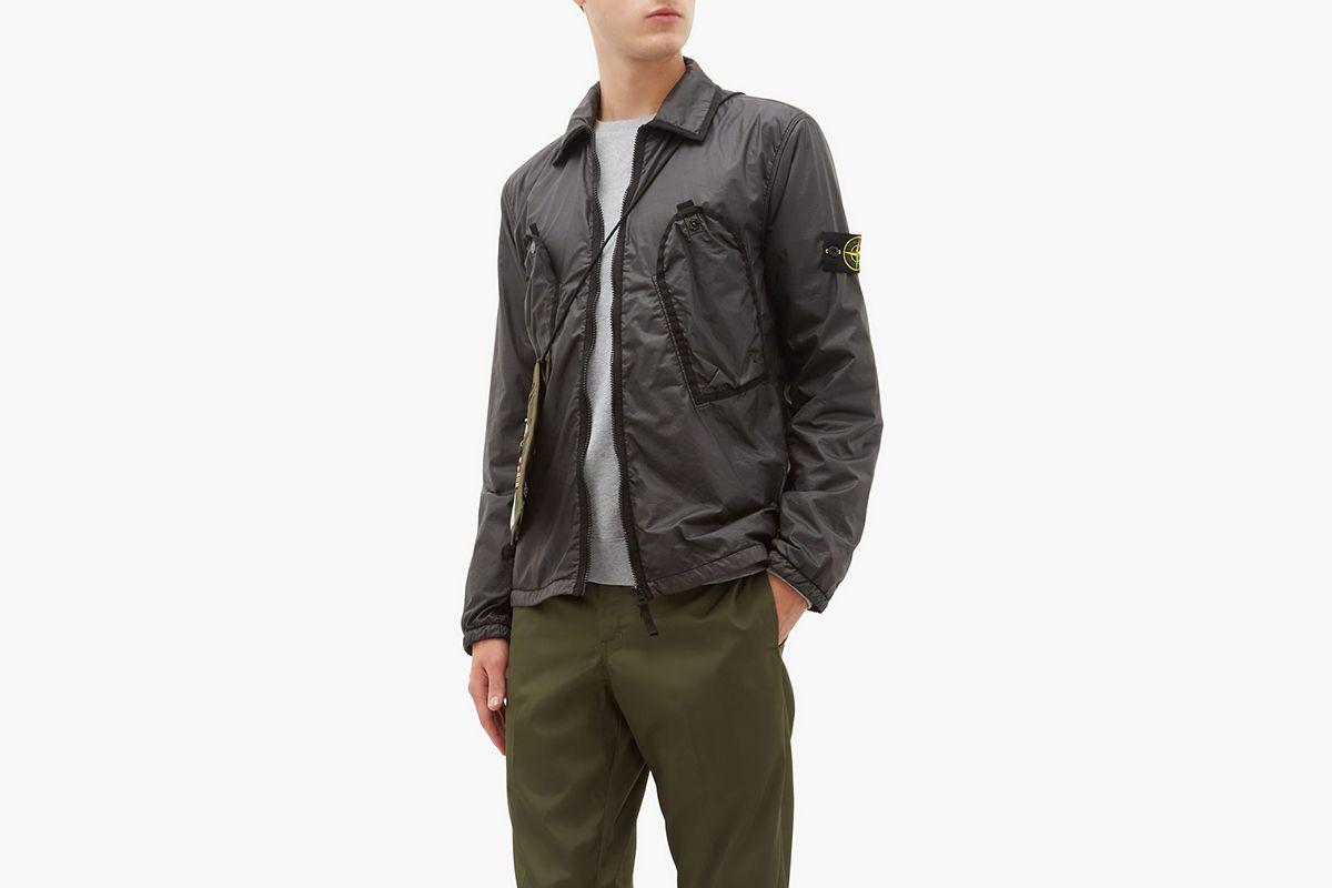 Garment Dyed Shell Jacket