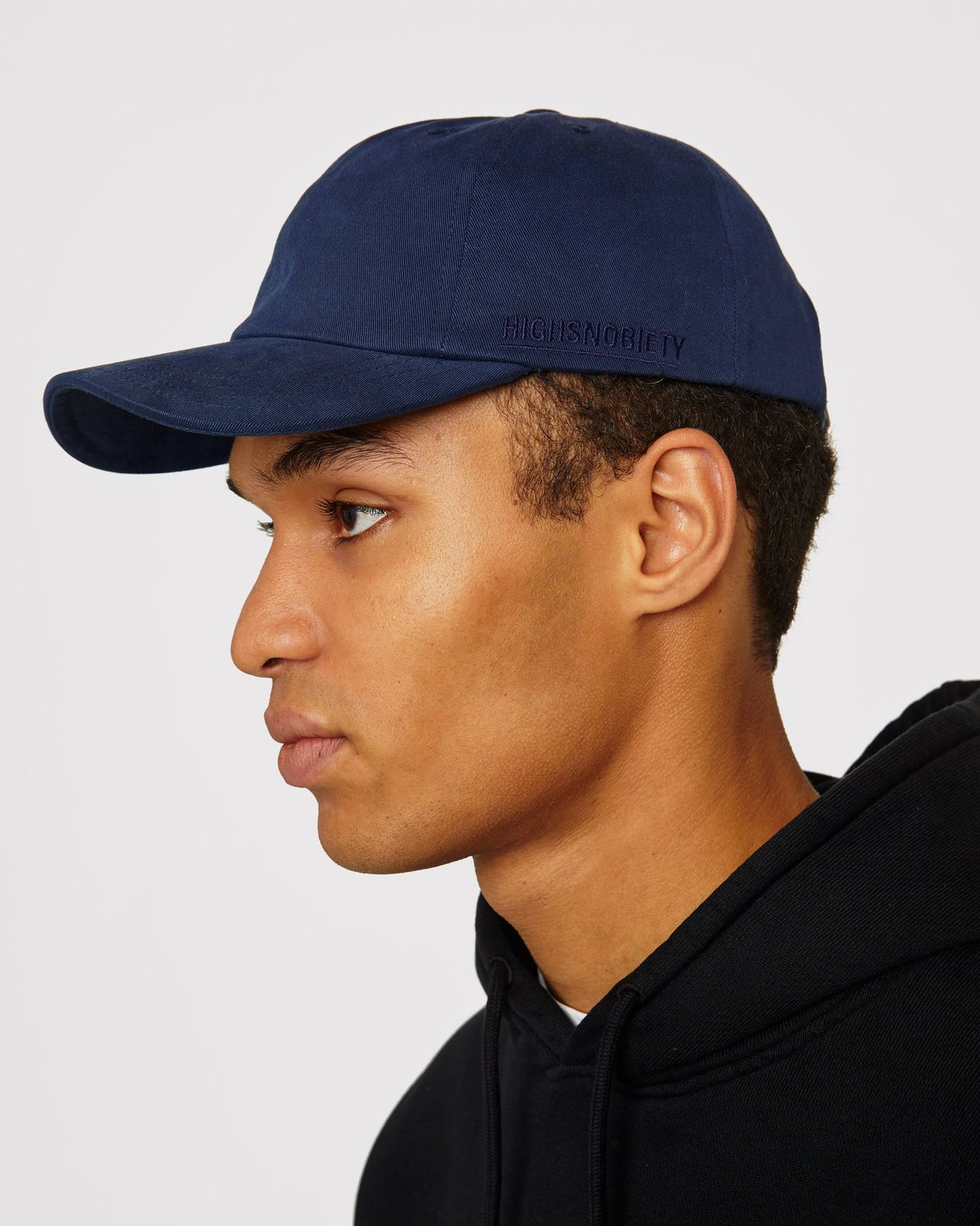 Highsnobiety Staples - Cap Navy - Image 5