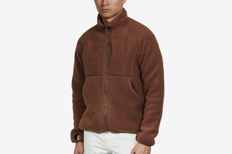 Thermal Boa Fleece Jacket