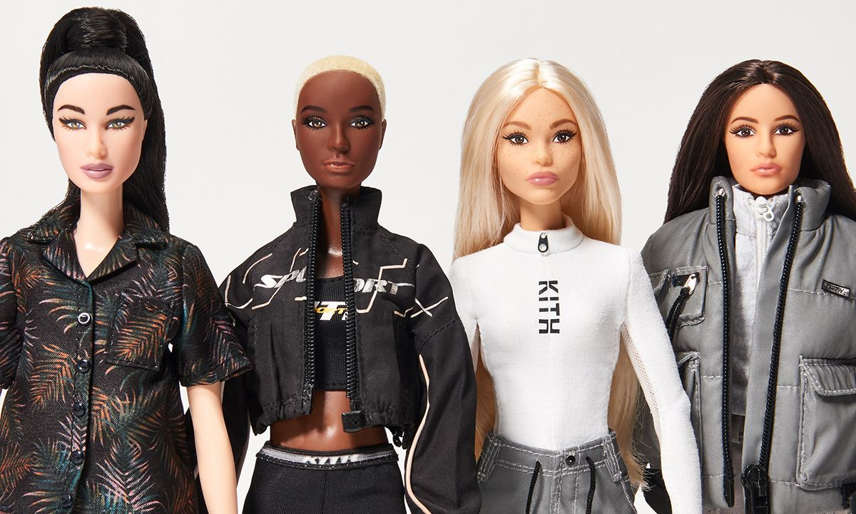 KITH Women Celebrates Barbie's 60th Anniversary With Doll Collab & Exhibition