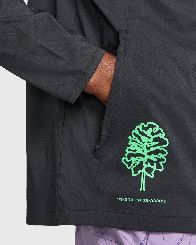 Nike x Highsnobiety – Mens Repel Berlin Windrunner Jacket Black - Image 6
