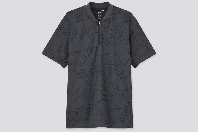 DRY-EX Half-Zip T-Shirt