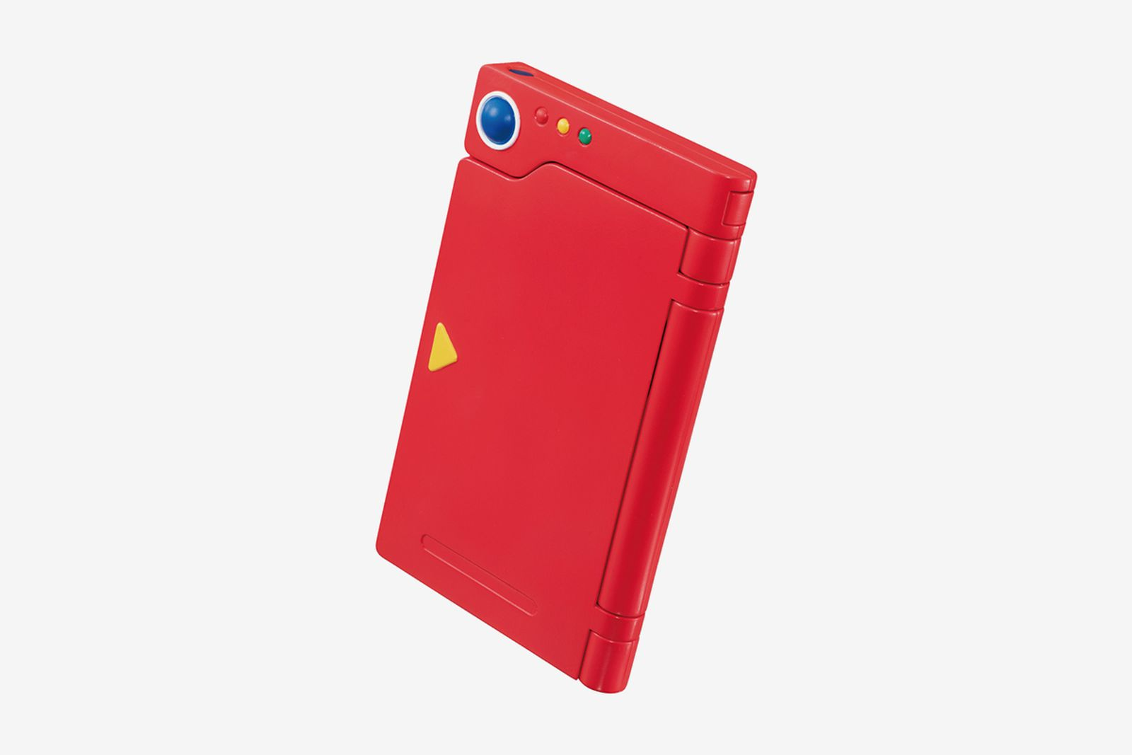 Premium Bandai Pokémon Pokedex iPhone case red