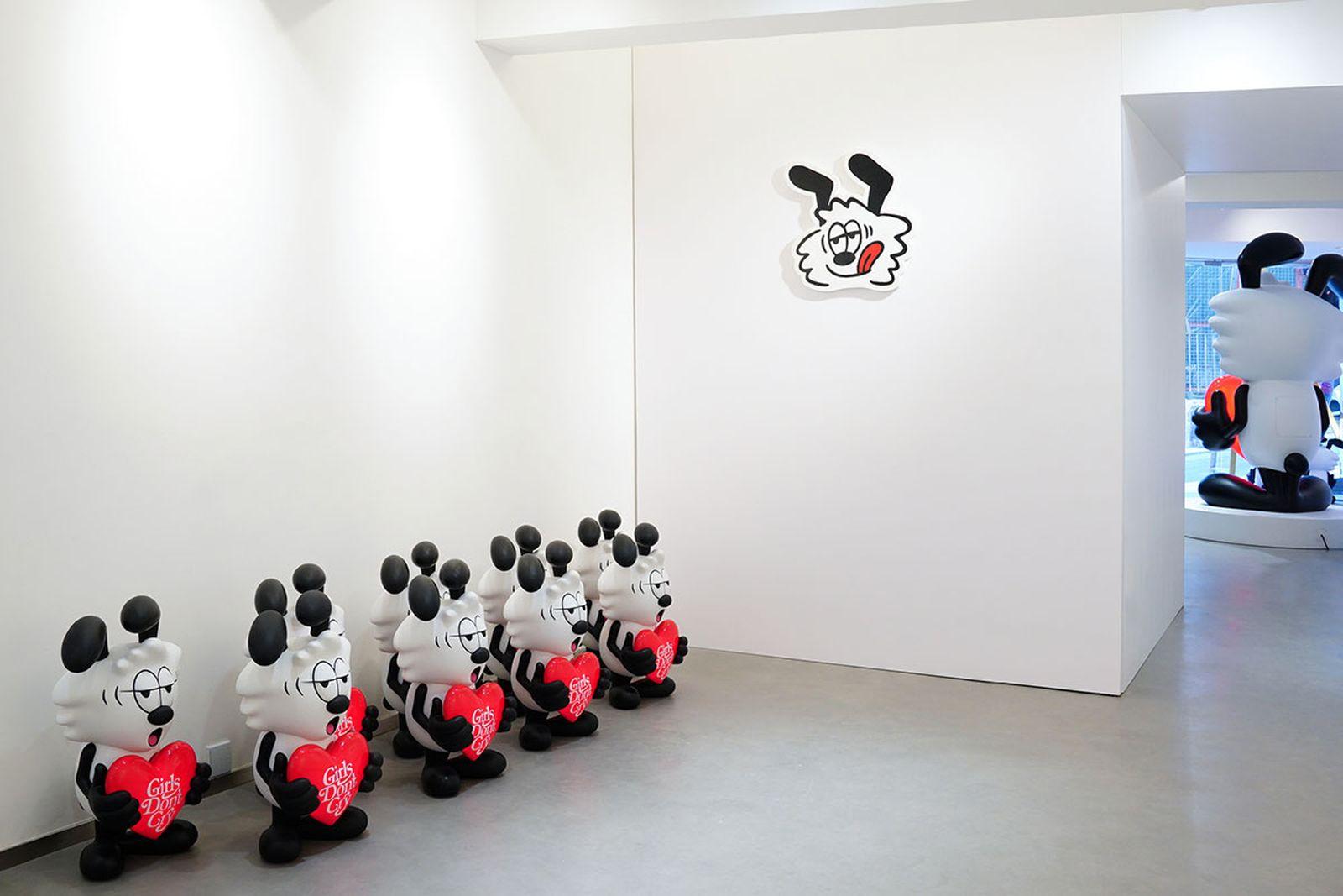 """""""meet verdy gallery"""" Hong Kong"""
