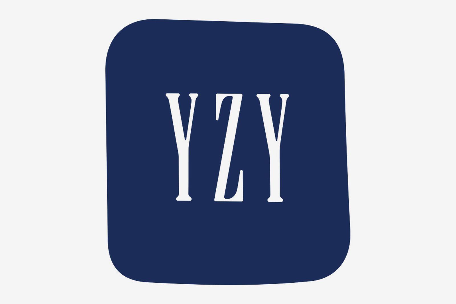GAP YEEZY logo