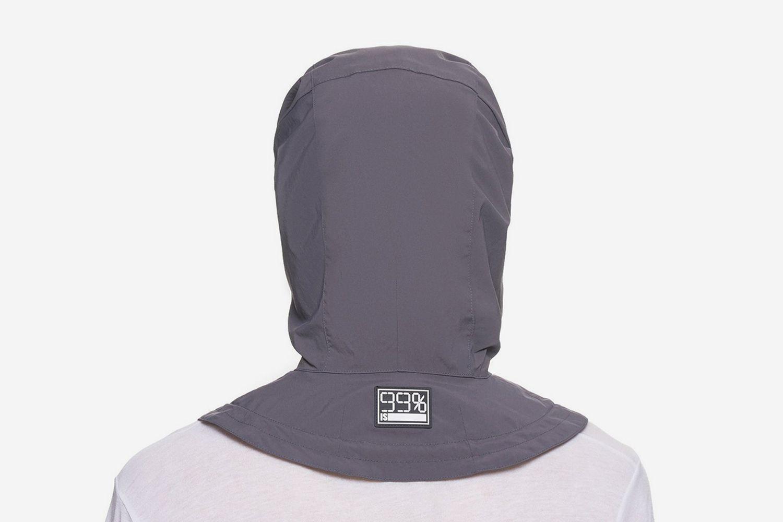 Covered Hood