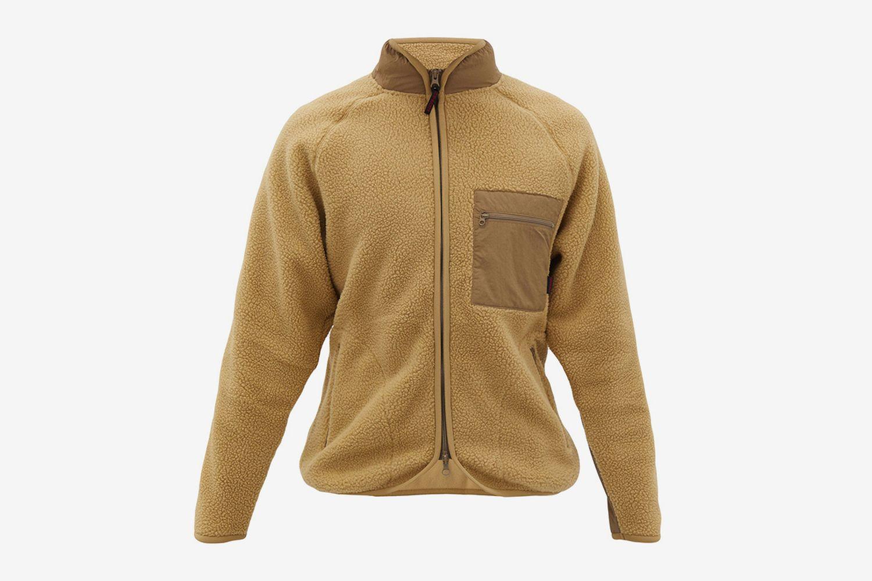 Boa Zip-Through Fleece Jacket