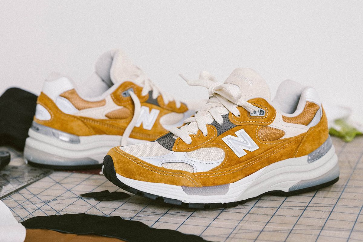 Packer's 992 Is the Latest in a Long Line of Masterful New Balance Collabs 11