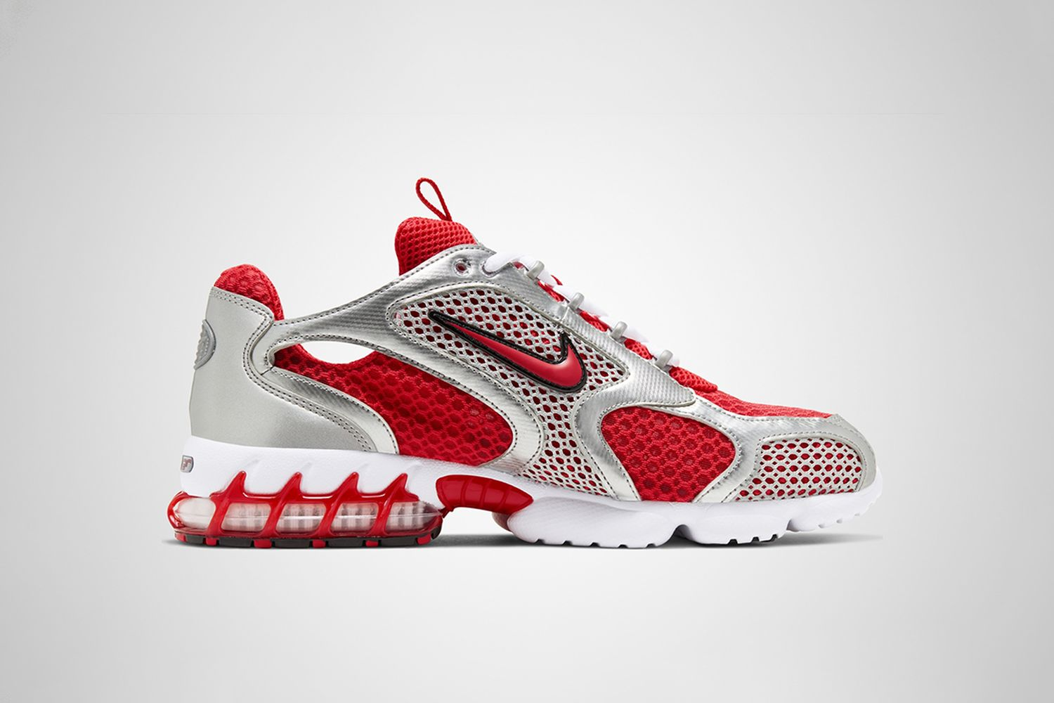 """Air Zoom Spiridon Cage 2 """"Track Red"""""""