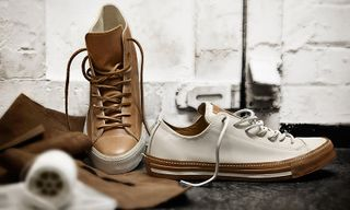 """OFFSPRING Taps Converse for Vachetta Leather All-Star """"Craft"""" Pack"""
