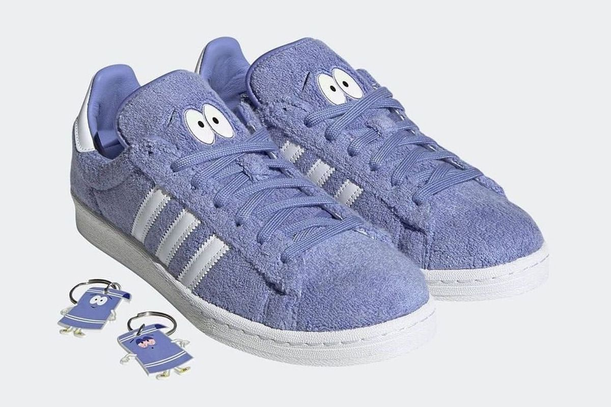 adidas Taps 'South Park' for This Year's 420 Release 3