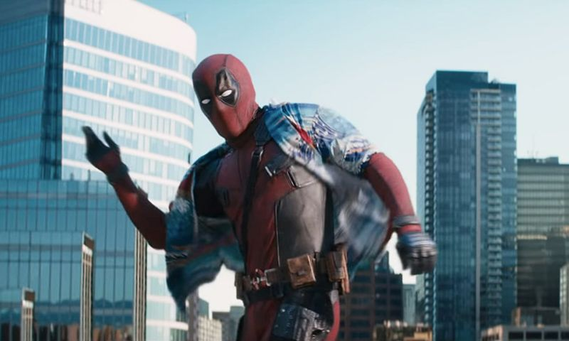 Once Upon A Deadpool Trailer Watch It Here
