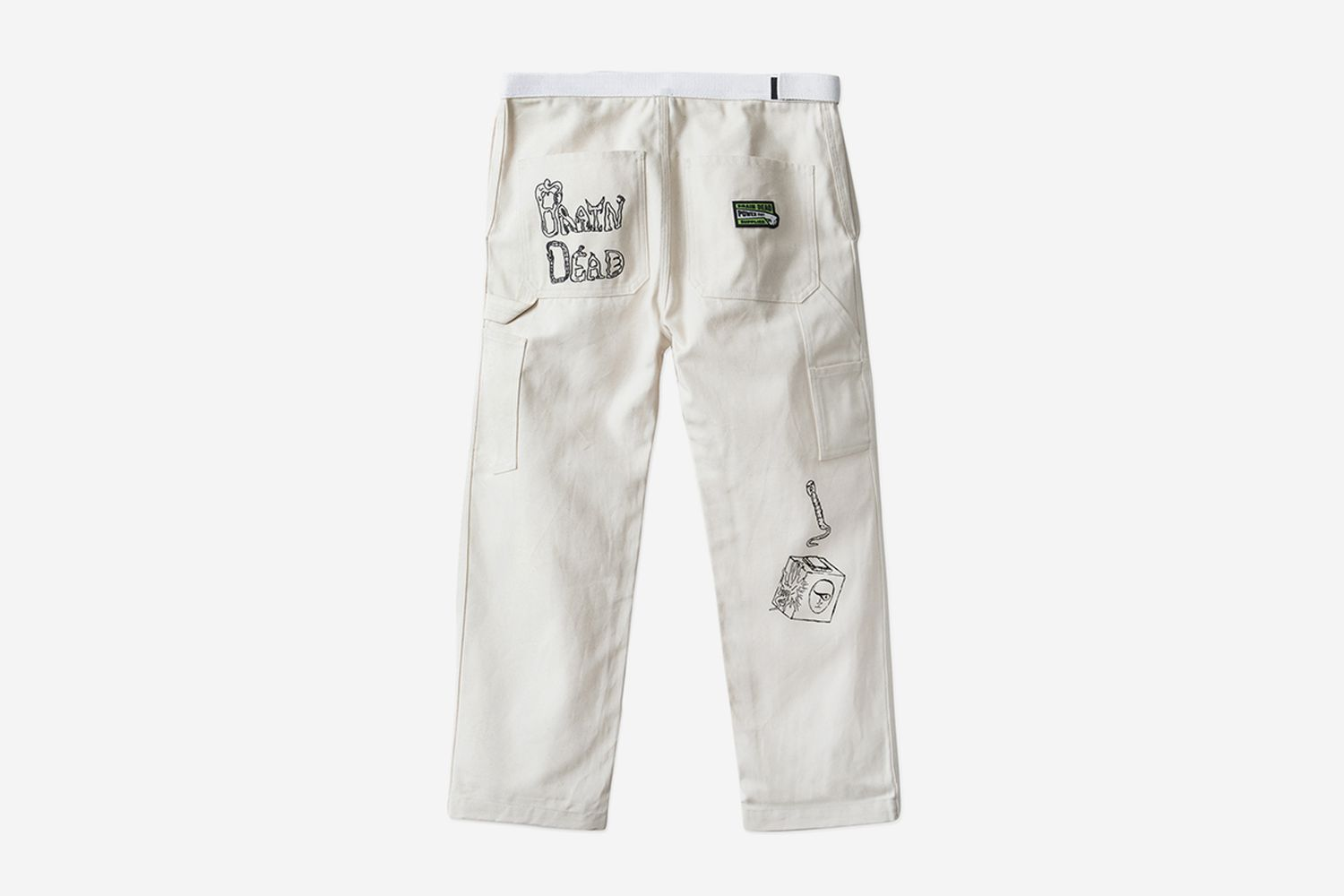 Canvas Pants