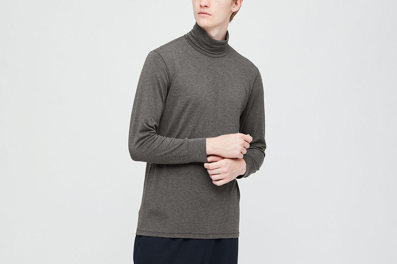Heattech Extra Warm Long-Sleeve T-Shirt