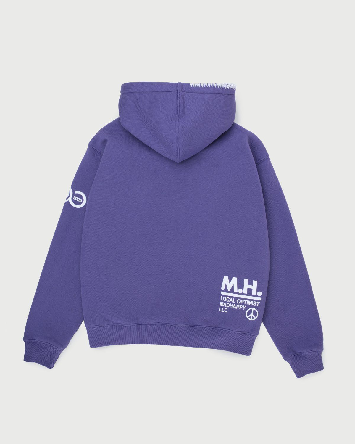 Colette Mon Amour x Madhappy  — Hoodie Purple - Image 4
