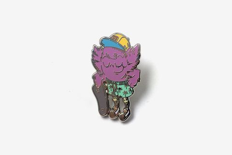 Reefer Madness Pin