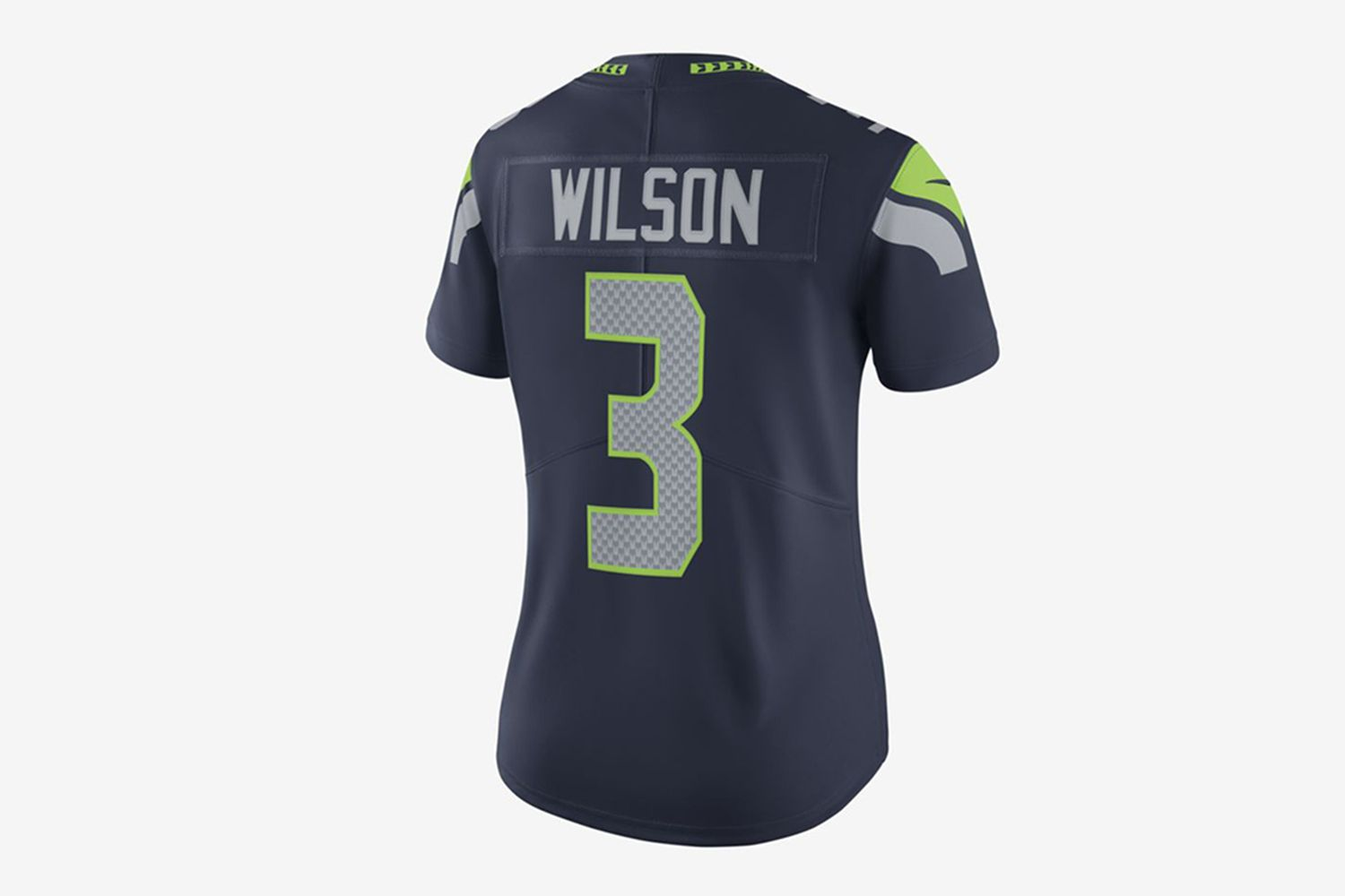 NFL Seattle Seahawks Limited Vapor Untouchable (Russell Wilson)