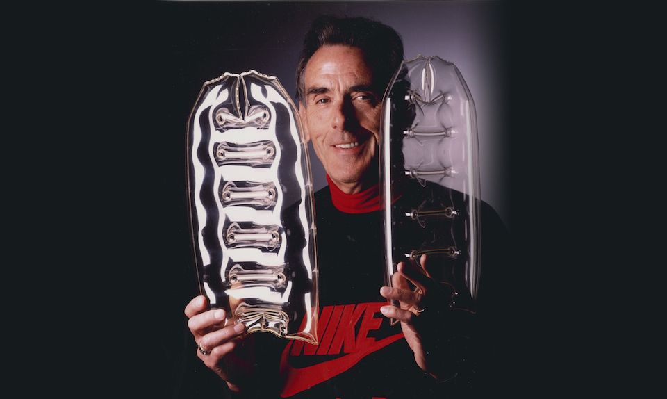 A Brief History of Nike Air Cushioning