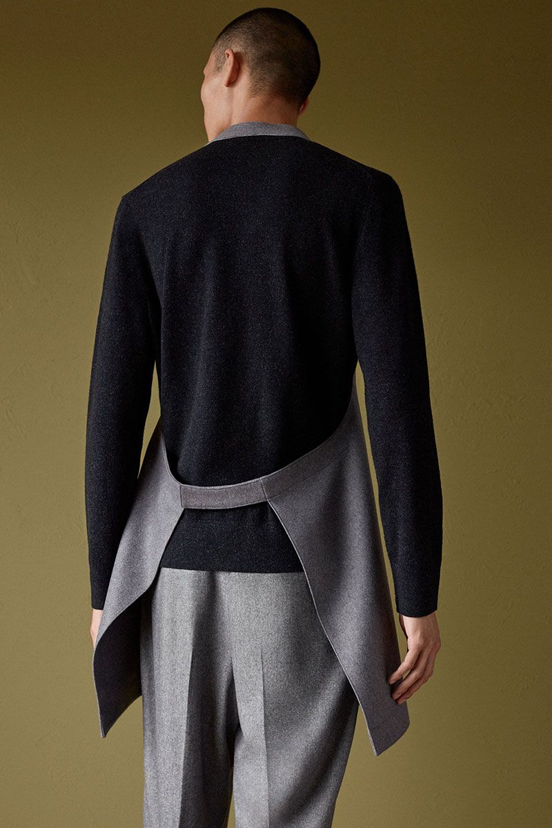 COS Takes Tailoring to Architectural New Heights with Bauhaus-Inspired Collection