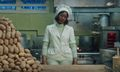 "Tierra Whack Is Surrounded by Talking Potatoes in Quirky ""Unemployed"" Video"