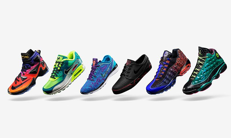 f19b2016bef6 Nike Doernbecher Freestyle Collection 2015