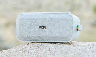 This House of Marley Portable Speaker Floats on Water
