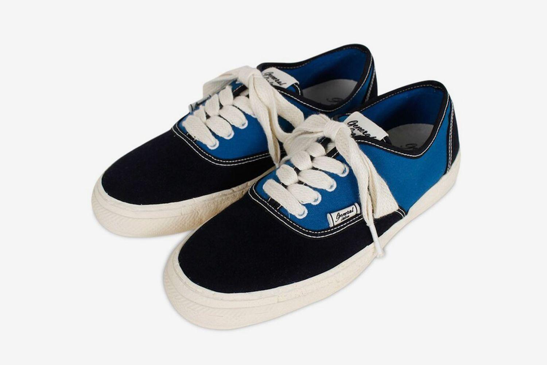 General Scale Low-Top Sneakers