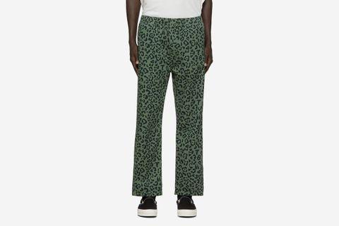 Leopard Chaos Lounge Pants