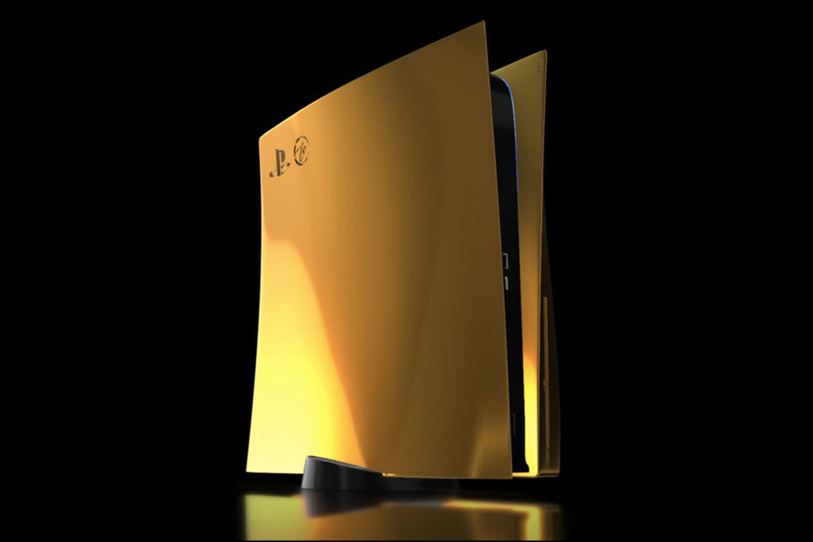 The 24k Gold Ps5 Is Finally Available If You Re Rich Af