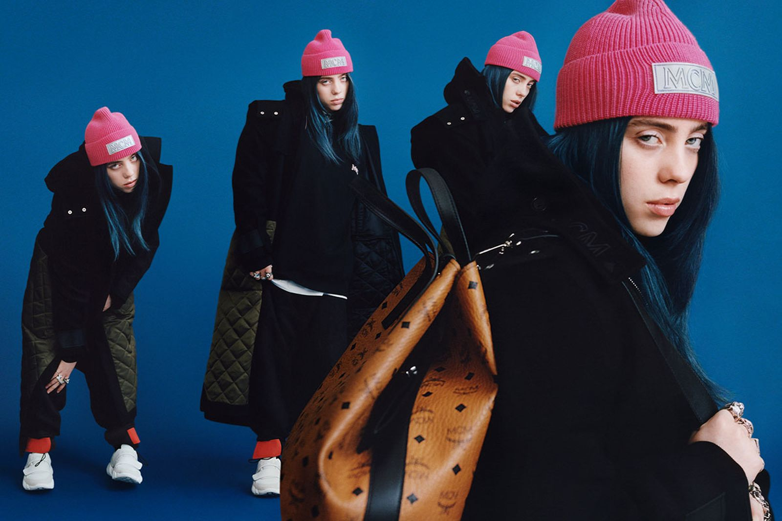 billie eilish mcm fall 2019