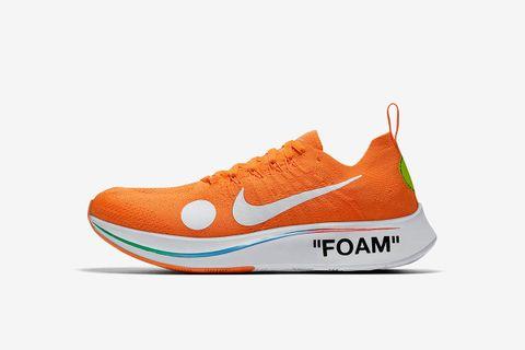 ce1e73d43e4e Zoom Fly Mercurial Orange Nike