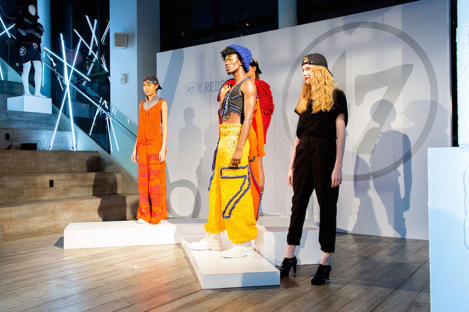 '47 Redesign : Fashion Show
